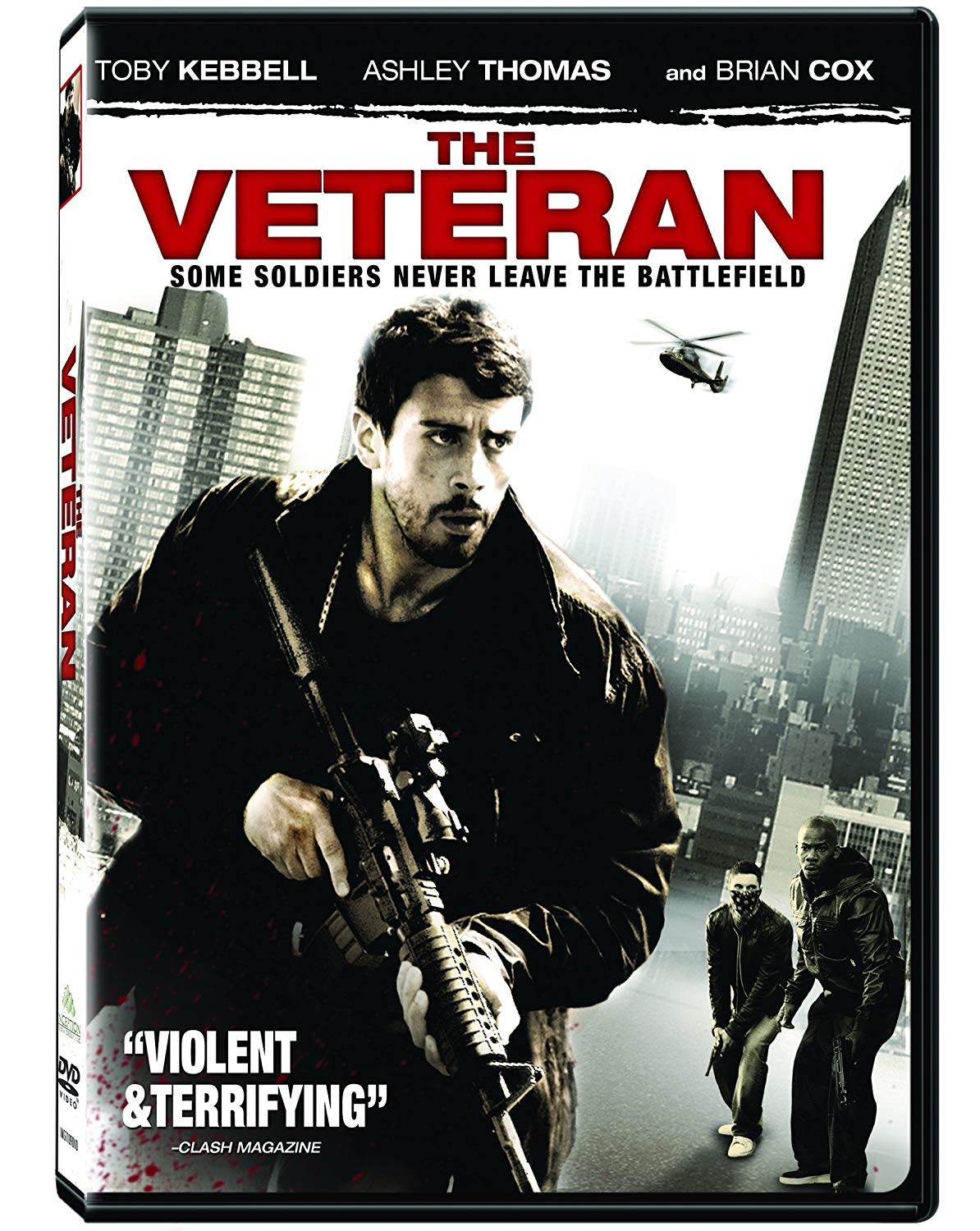 FILM: The Veteran (2011) 5/10