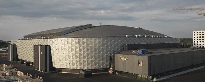 Friends Arena i Stockholm