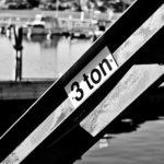 Kranen i hamnen, Bovallstrand