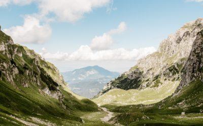 Höga berg…